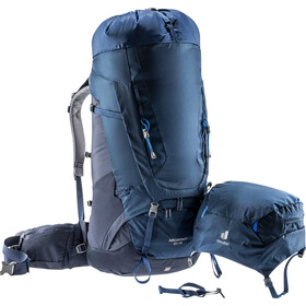 deuter Aircontact 65 + 10 Backpack, midnight/navy